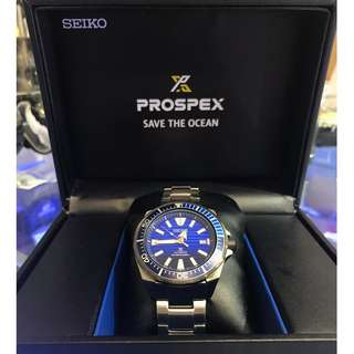 SRPC93K1 Seiko 精工 Prospex Save the Ocean 系列 限量款 🐳