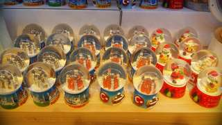 Fast PO snow globe Turkey