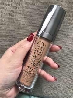 Naked skin weightless foundation