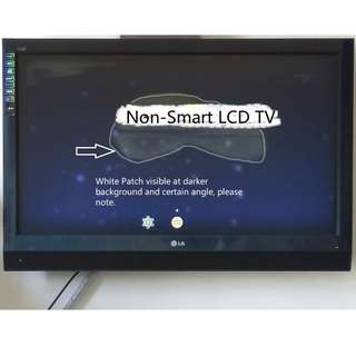 "Lelong Lelong! 42"" LG FULL HD1080P LCD ""NON-SMART"" TV for sales! $$Negotiable!"
