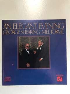 George Shearing & Mel Torme - An Elegant Evening