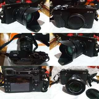 Murah Gilerr Camera FUJIFLM X-E1