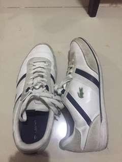 Lacoste shoes size 9