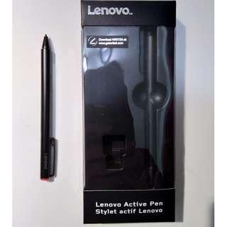 聯想 主動式數位筆 手寫筆 觸控筆 Lenovo Active Pen