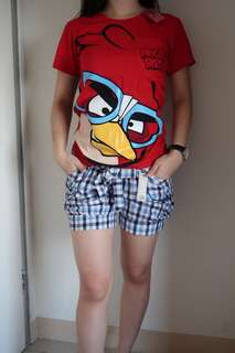 NEW !! angry bird top