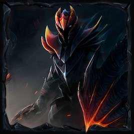 [Dota 2] Knight of Burning Scale Set TI5