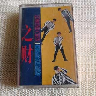 Cassette 陈之财