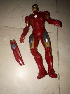 Ironman by hasbro