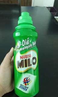 Unused 2001 SEA games Milo bottle