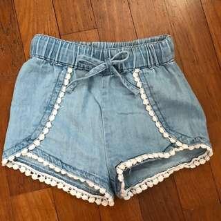 Fox Denim Shorts