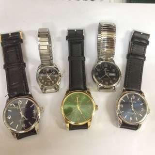 Womens & Mens watches