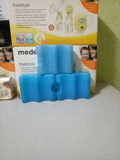 Original medela ice brick like new