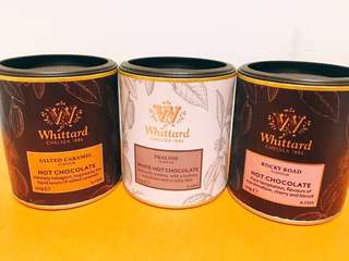 Whittard of Chelsea Cocoa Creations