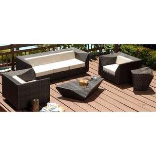 Outdoor sofa furniture
