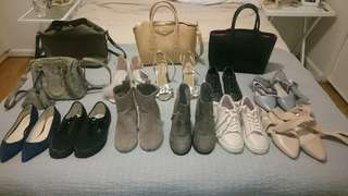 Shoes & handbags!