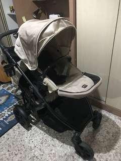 Britax double stroller