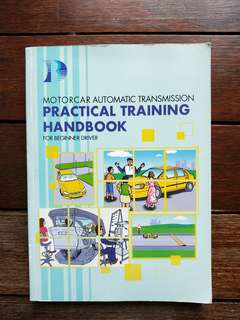 Practical Training Handbook - for beginner driver