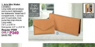Aria Slim Wallet