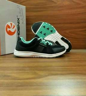 Sepatu Sneakers Running Shoes Cewek Wanita Phoenix Original Brand