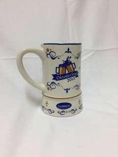 Oktoberfest 2013 porcelain collectible mug