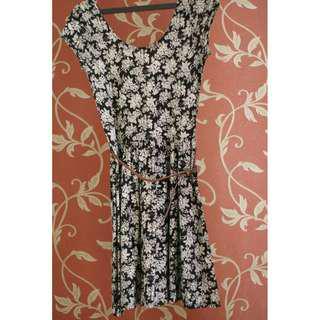 Pattern Dress Forever 21