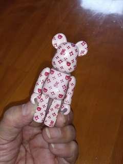 珍藏絕版 love Bear Bearbrick
