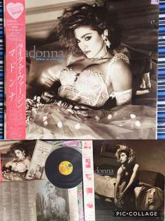 Madonna- Like A Virgin LP