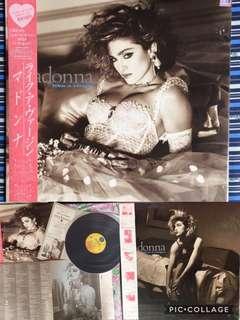 Madonna- Like A Virgin LP