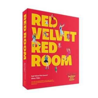 [PREORDER] Red Velvet 1st Concert Red Room Kihno Video