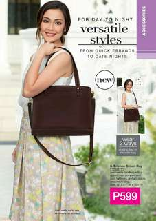 Brienne Brown Bag