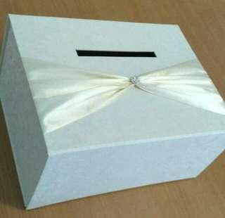 NEW Wedding money box