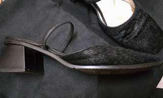 Balenciaga heel slides (Authentic)