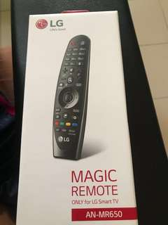 LG Magic remote for 2016 model