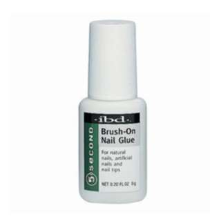 🚚 IBD NAIL GLUE FAST DRY IN 5 SECOND