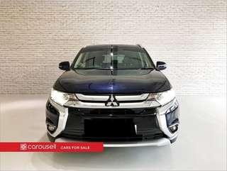 Mitsubishi Outlander Auto 2.4