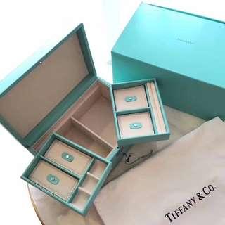 Tiffany 珠寶箱 每個女人一生一定要擁有一個 zp開模。