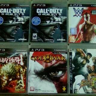 PS3 original game (F)