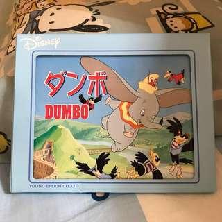 Disney DUMBO Story Cards 迪士尼小飛象故事咭 《Made in Japan》