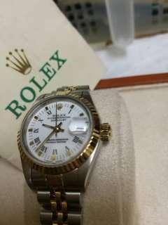 Rolex Authentic