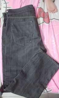 Original banana republic button fly jeans