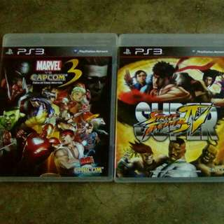 PS3 original fighting game