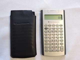 Texas Instruments BA II BA 2 Plus Financial Calculator