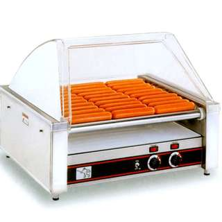 Brand New Hot Dog Grill