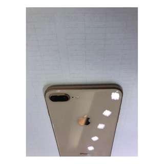 Iphone8 plus 64GB 玫瑰金