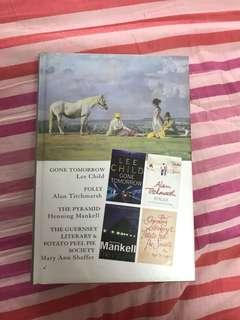Reader Digest Select Editions Novels