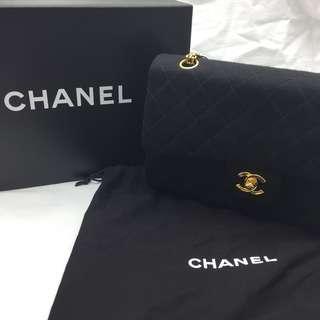 復古金扣 Chanel Matelasse 26cm Bag