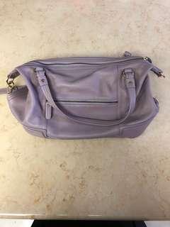 Hiroshima leather handbag purse 真皮手袋