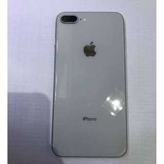 Iphone8 plus 64GB 銀白色