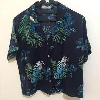 floral shirt / hawaiian shirt