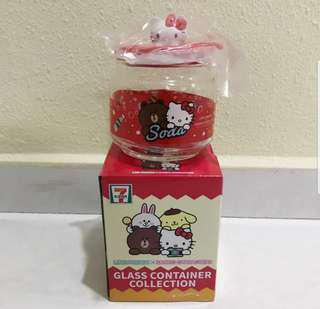 (7-11) Hello Kitty Jar